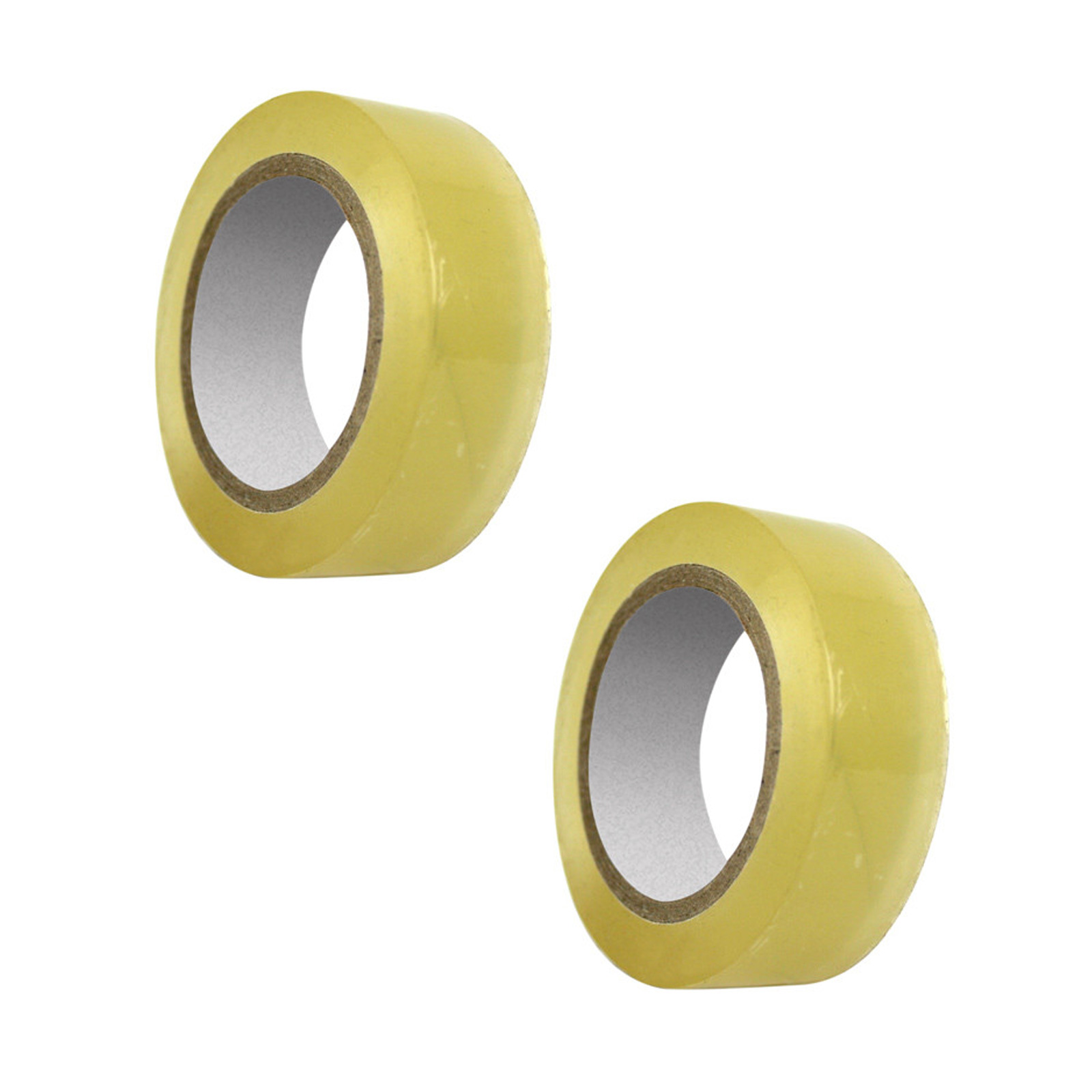 """2 Rolls of WATERPROOF HATCH TAPE FOR RC BOATS WHITE 1/"""" x 30 yds"""